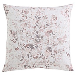 Morgan Home Floral Square Throw Pillow Covers