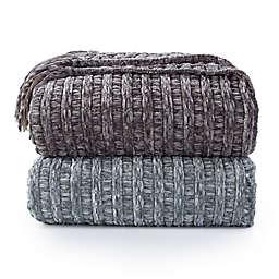 Berkshire Blanket & Home Co.® Textured Chenille Throw Blanket