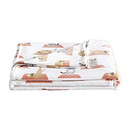 Envogue Yoga Cat Throw Blanket