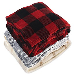 Hudson Home Collection Silky Plush Oversized Throw Blanket