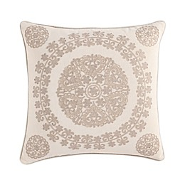 Morgan Home Medallion Square Throw Pillow Cover