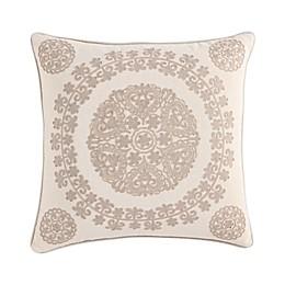 Morgan Home Medallion Square Throw Pillow