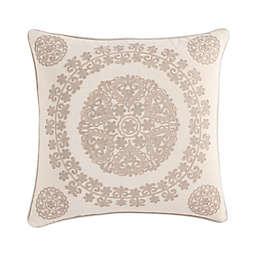 Morgan Home Medallion Square Throw Pillow Cover