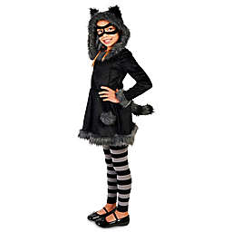 Raccoon with Tights Child's Halloween Costume