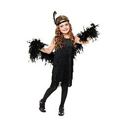 Fashion Flapper Child's Halloween Costume