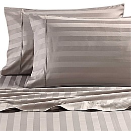 Wamsutta® Dream Zone® Stripe 1000-Thread Count-PimaCott® Pillowcases (Set of 2)