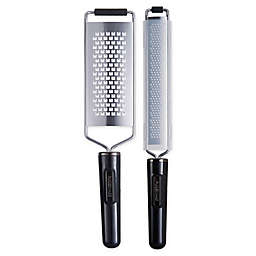 Farberware® Professional Stainless Steel Etched Grater Collection