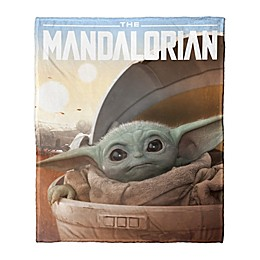 Mandalorian Silk Touch Throw