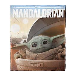 Mandalorian Silk Touch Throw