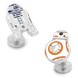 Star Wars™ R2-D2 and BB-8 Cufflinks