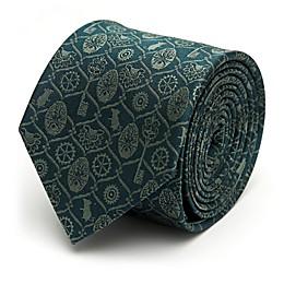 Disney® Nutcracker Icons Men's Necktie in Green