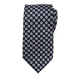Star Wars™ Imperial Symbol Men's Necktie in Navy