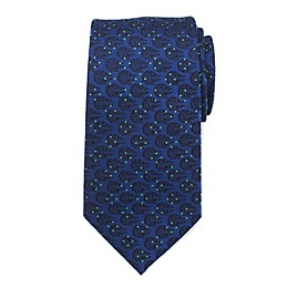Star Wars™ Millennium Falcon Dot Men's Necktie in Navy