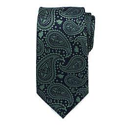 Star Wars™ Yoda Paisley Men's Necktie in Green