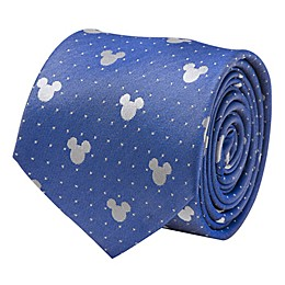 Disney® Mickey Mouse Pin Dot Men's Necktie