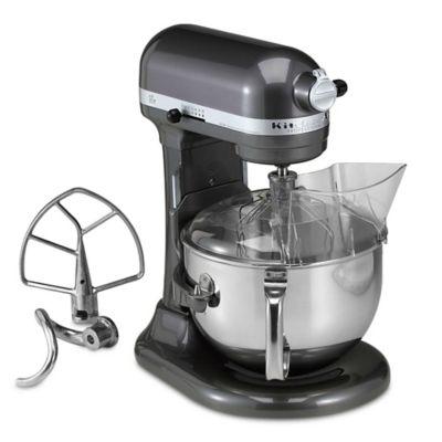 KitchenAid® Professional 600™ Series 6-Quart Bowl Lift Stand Mixer in Pearl Metallic