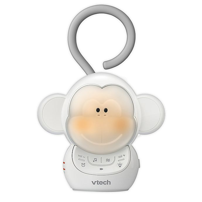 Alternate image 1 for VTech® Myla the Monkey Portable Sound Machine Baby Soother
