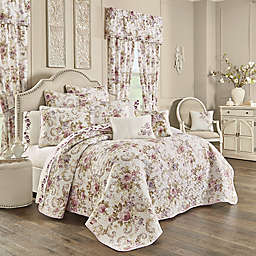 Chambord 2-Piece Reversible Twin Quilt Set in Lavender