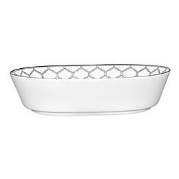 Noritake® Eternal Palace Platinum Oval Vegetable Bowl