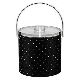Kraftware™ Nova Ebonite 3 qt. Ice Bucket with Lucite Lid