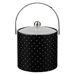 Kraftware™ Nova Ebonite 3 qt. Ice Bucket with Acrylic Lid