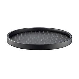 Kraftware™ Nova Ebonite 14-Inch Round Serving Tray