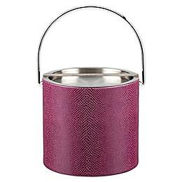 Kraftware™ Exotic Plum 3 qt. Ice Bucket with Metal Lid