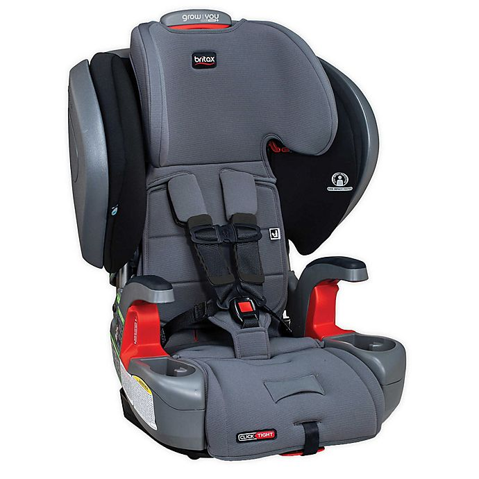 Alternate image 1 for Britax® Grow With You™ ClickTight® Plus SafeWash Harness-2-Booster Seat