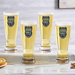 Beer Label Personalized 20 oz. Pilsner Glass