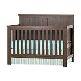 Forever Eclectic Child Craft Calder 4-in-1 Convertible Crib in Brown Truffle