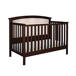 Belle Isle Furniture Bentley 4-in-1 Convertible Upholstered Crib