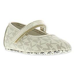 MICHAEL Michael Kors® Baby Ari Ballet Shoe in Vanilla