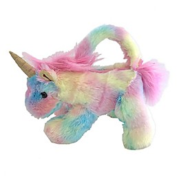 Olly Unicorn Handbag in Tie Dye