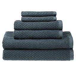 SALT™ 6-Piece Towel Set in Stormy Weather