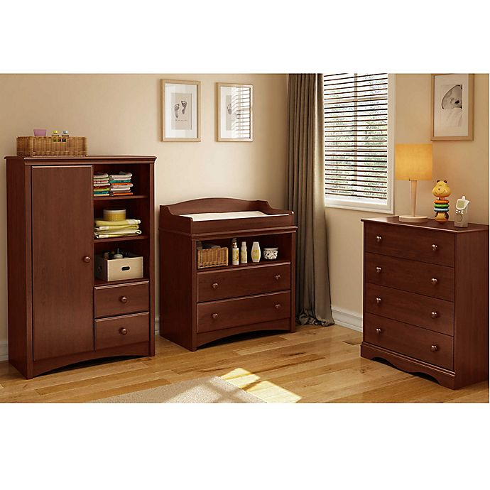 Alternate image 1 for South Shore Angel Nursery Furniture Collection