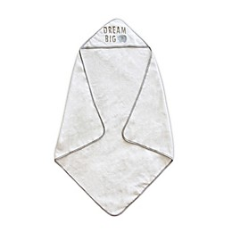 Living Textiles® Embroidered Hooded Towel