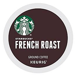 Starbucks® Caffe French Dark Roast Coffee Keurig® K-Cup® Pods 16-Count