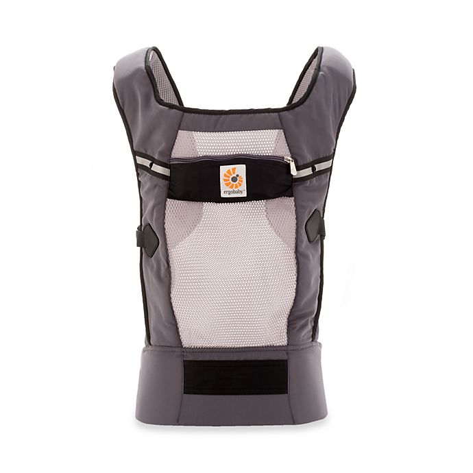 506eaa97cdc Ergobaby™ Performance Collection Ventus Baby Carrier in Graphite ...
