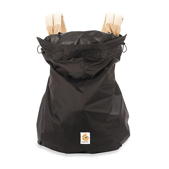 Alternate image 1 for Ergobaby™ Rain Cover in Black