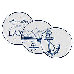Everyday White® by Fitz and Floyd® Lake Dinnerware Collection