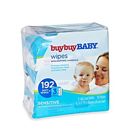 buybuy BABY™ 192-Count Sensitive Wipes with Soothing Chamomile