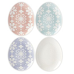 Lenox® 4-Piece Easter Luncheon Plate Set in Pastel