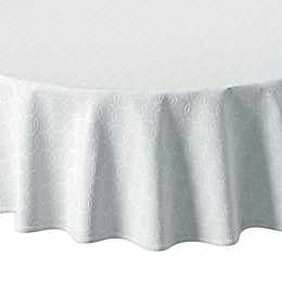 Olivia & Oliver™ Parker 70-Inch Round Tablecloth in White