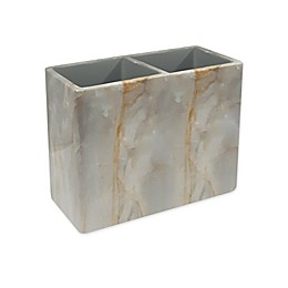 Stone Hedge Toothbrush Holder in Marble