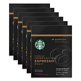Starbucks® Verismo® Espresso Pods 72-Count