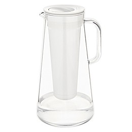 LifeStraw® 7-Cup Home Water Filter Pitcher in White