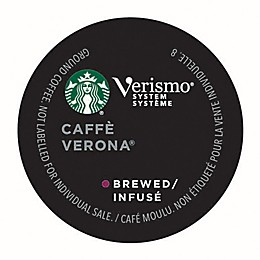 Starbucks® Verismo® Caffe Verona® Brewed Coffee Pods 12-Count
