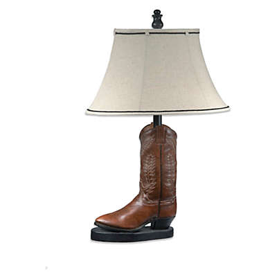 Crestview Collection Stetson 1-Light Table Lamp