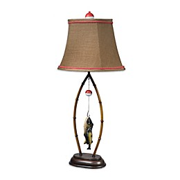Crestview Collection Fish Creek 1-Light Table Lamp