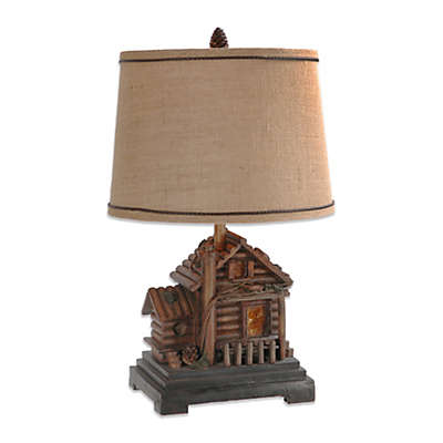 Crestview Collection Homestead Table Lamp